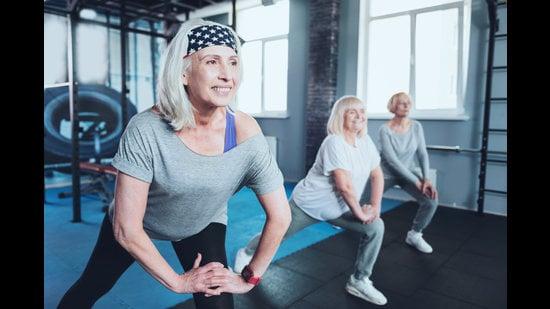 Do not scrimp on the warm up because as we grow older, joints need a lot more time to start moving smoothly (Shutterstock)