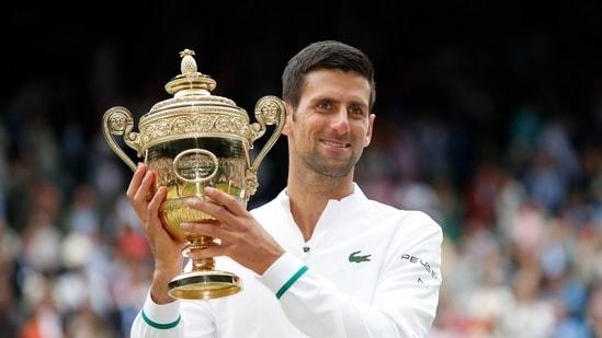 Novak Djokovic Vs Matteo Berrettini Wimbledon 2021 Final Highlights
