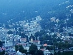 Nainital has put ban on the entry of the two-wheelers during weekends to reduce traffic congestion and restrict the number of travelers to the lake city.(File photo)