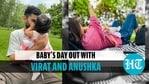 Anushka Sharma and Virat Kohli celebrated 6-months birthday of their baby daughter, Vamika