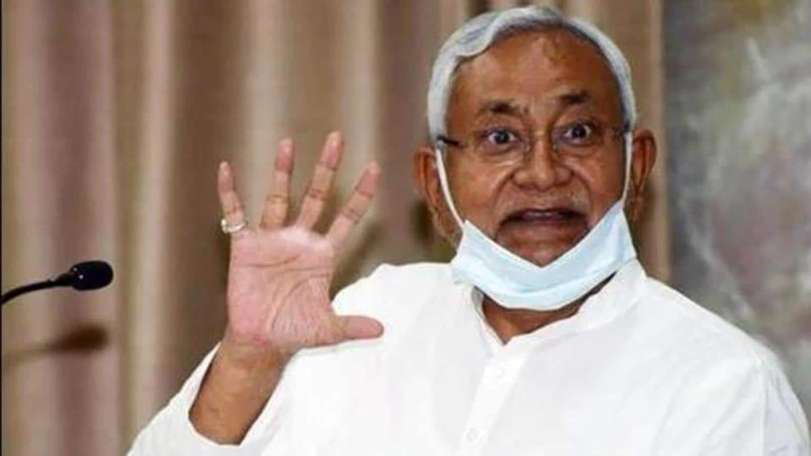 Law alone won't help, says Nitish Kumar after UP floats population control  bill - Hindustan Times