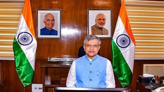 Union minister Ashwini Vaishnaw. (PTI)