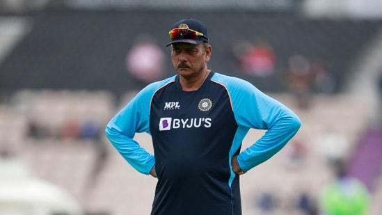 Indian team head coach Ravi Shastri(AP)