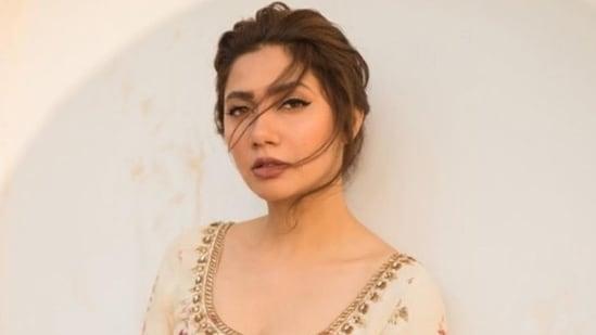 Mahira Khan made her Bollywood debut with Raees in 2017.