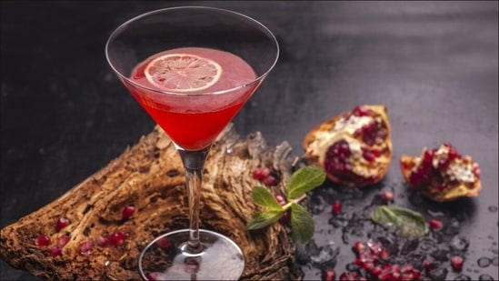 Recipe: Give Monday mood a refreshing kick with Rose Pomegranate Mélange(Sublime House of Tea)