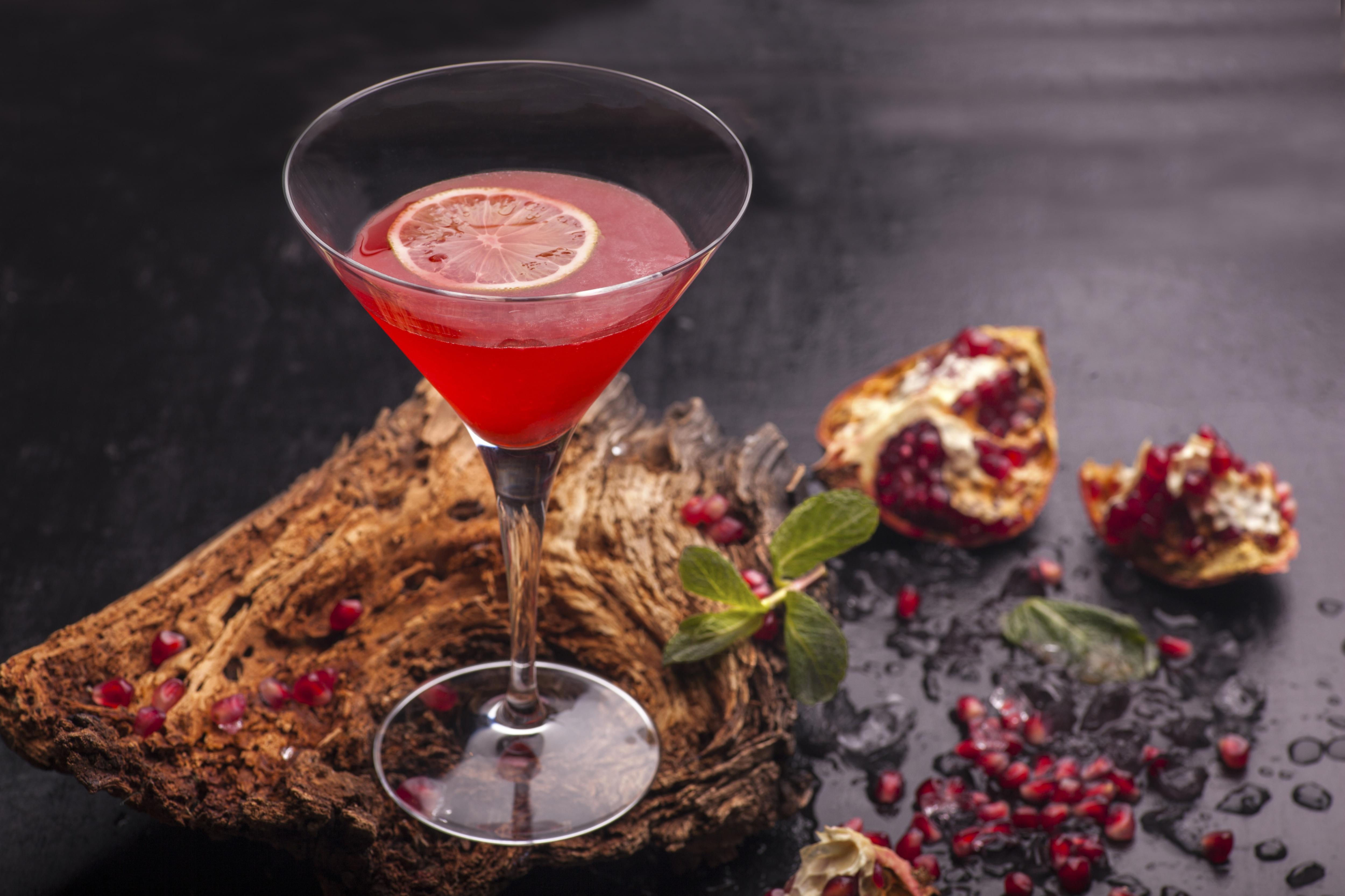 Rose Pomegranate Mélange(Sublime House of Tea)
