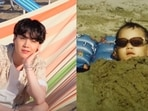 BTS member Suga once revealed he had almost drowned at the beach.