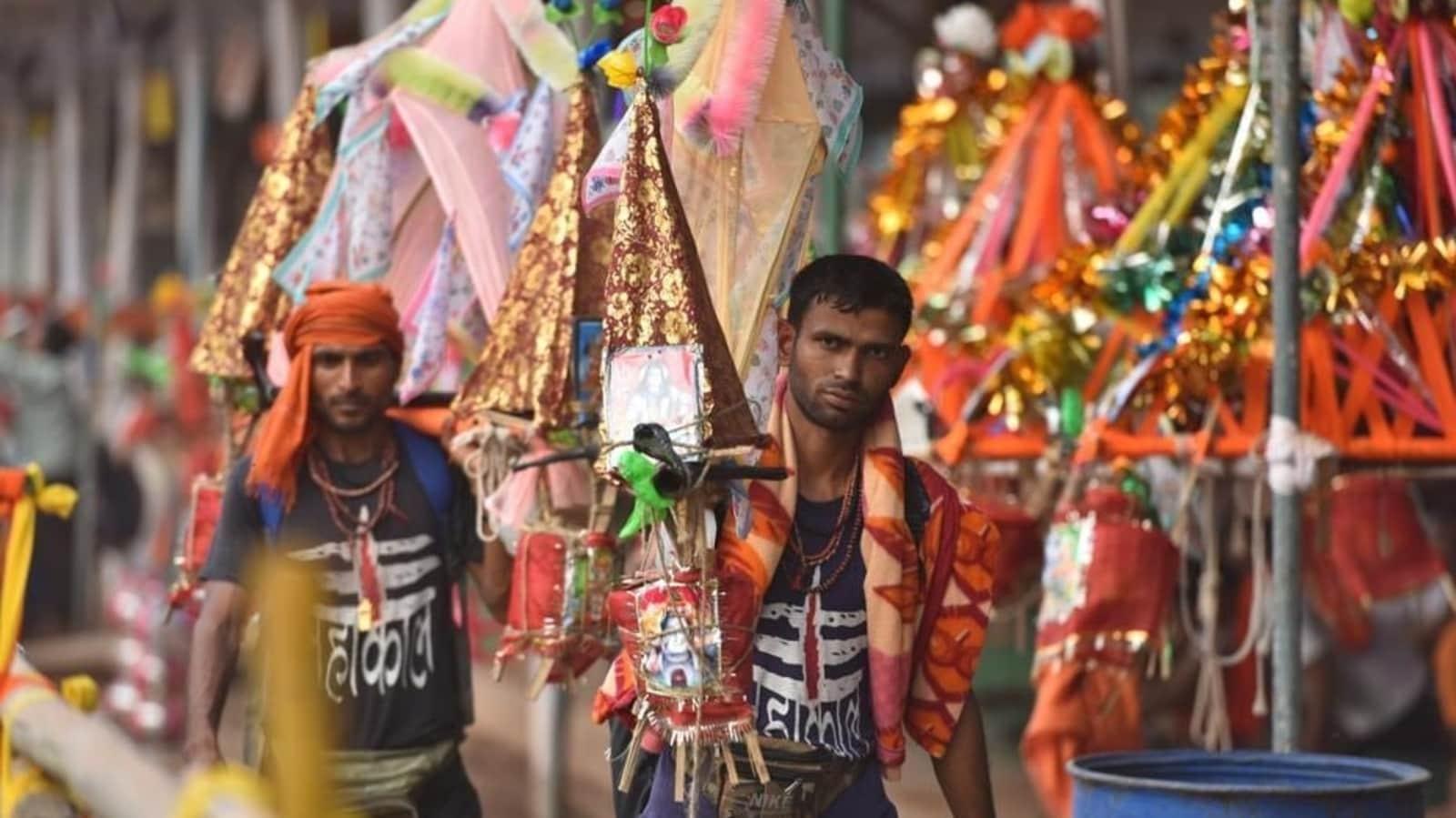 Uttar Pradesh govt insists Kanwar yatra will go on | Latest News India -  Hindustan Times