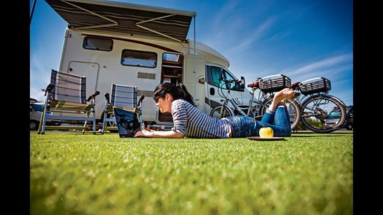 Industry experts believe that the infrastructure for encouraging camper van tourism needs to improve in the country (Photo: Shutterstock (for representational purpose only))