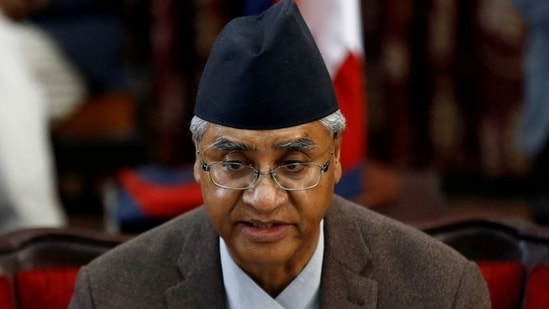 Nepal's prime minister-elect Sher Bahadur Deuba (File Photo / Reuters)