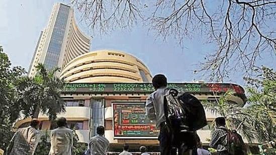 ICICI Bank was the top gainer in the Sensex pack, surging nearly 3 per cent, followed by HDFC, Axis Bank, Sun Pharma, NTPC and M&M.