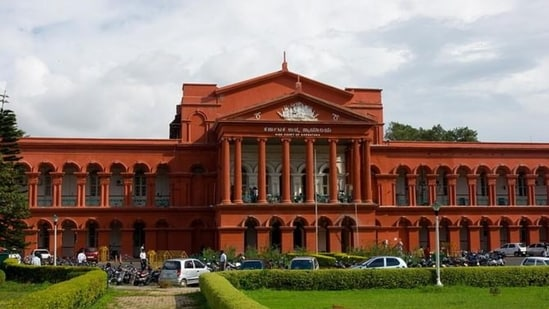 Karnataka high court(PTI File Photo)