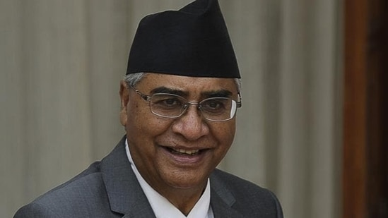 While claiming the Prime Ministership back in May, Deuba had presented signatures of 149 lawmakers to prove that he commanded majority to lead a new government.(AP)