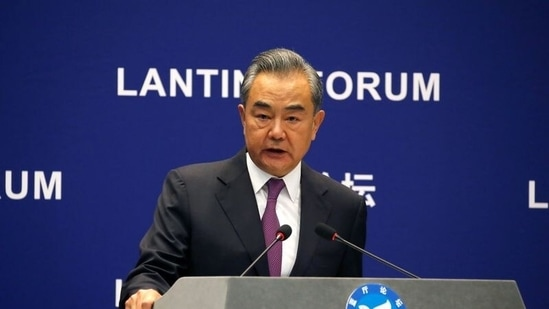 Chinese foreign minister Wang Yi pitched for restarting intra-Afghan negotiations.(Reuters / File)