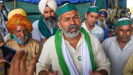 Farmers will take their protest to Parliament: BKU leader Rakesh Tikait | Latest News India - Hindustan Times