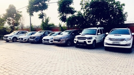 Delhi Police data shows that, in the last 10 years (between 2011 and 2020), a total of 307,000 vehicles were stolen in the Capital.(File Photo for Representation)