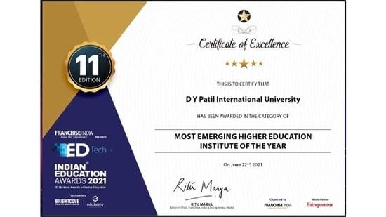 D. Y. Patil International University, Akurdi, Pune (DYPIU