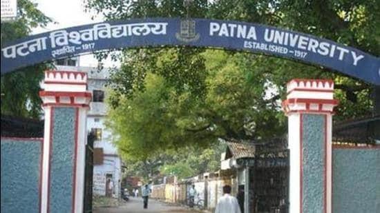 Patna University in Patna, Bihar. (HT Archive)