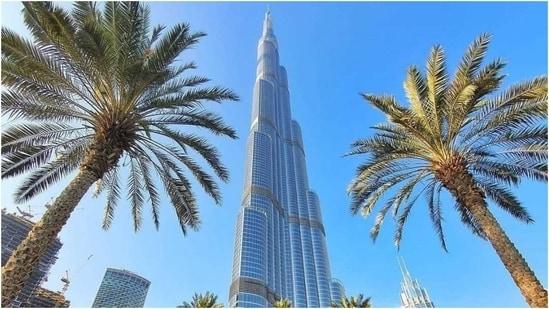 Eid-ul-Adha 2021: Burj Khalifa to light up with special Eid Mubarak greetings(Instagram/@burjkhalifa)