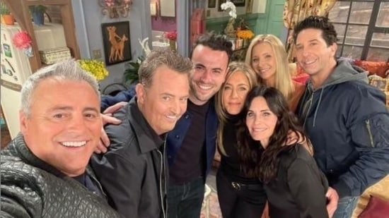 Friends: The Reunion was aired in May this year.