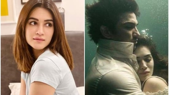 Kriti Sanon's personal life had come in for intense scrutiny after the untimely death of Sushant Singh Rajput. The two worked together in Raabta.