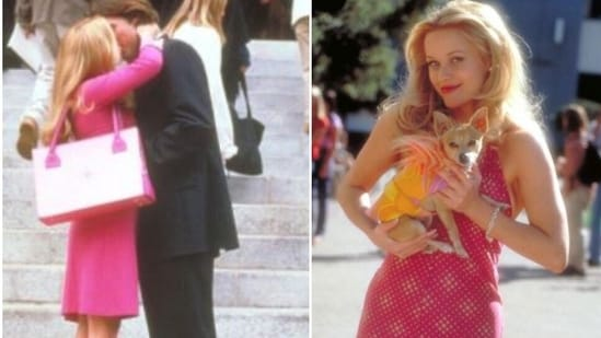 :Legally Blonde starring Reese Witherspoon in the lead role released in 2001.