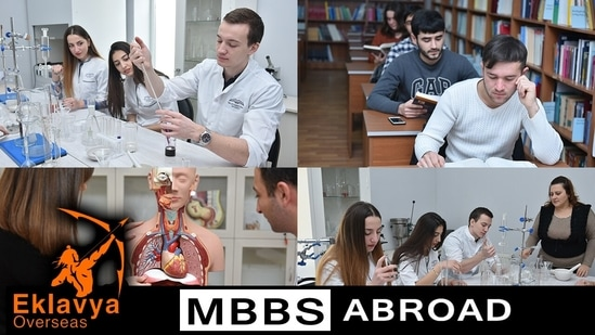 Eklavya Overseas is the top student recruitment consultancy in India that offers you the opportunity to study for MBBS Abroad in the top medical universities around the world.