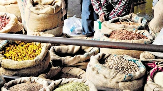 Wholesale inflation eases to 12.07% for June, down from nearly 13% in May (Representative Image/AFP)