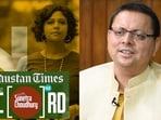 Hindustan Times' Sunetra Choudhury speaks to Uttarakhand chief minister Pushkar Dhami