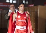 Toofaan movie review: Farhan Akhtar and Paresh Rawal in a still from the movie.