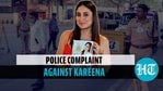 Kareena's new book causes controversy;  police complaint over 'Pregnancy Bible'