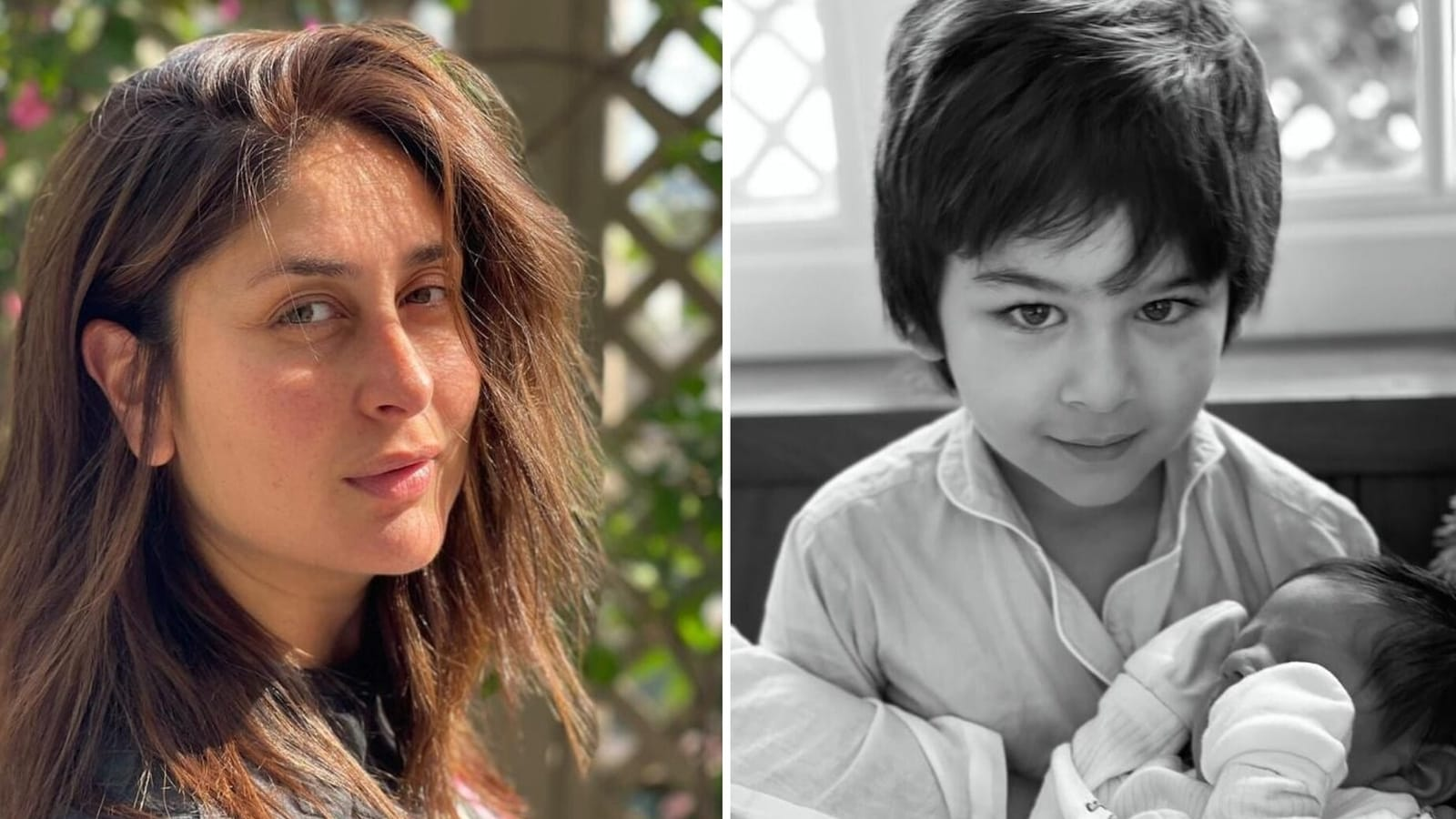 Kareena Kapoor says she 'didn't know how to clean Taimur's poop' initially: 'Wasn't the most perfect mom'   Bollywood