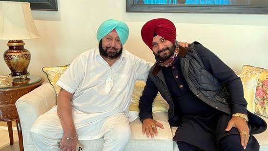 The day ended only with clarity on current chief minister Captain Amarinder Singh's role.(ANI)