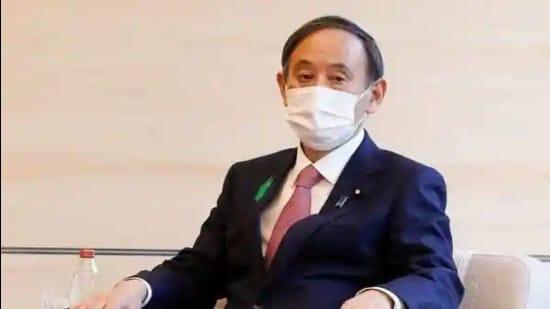 Japan's Prime Minister Yoshihide Suga. (Reuters)
