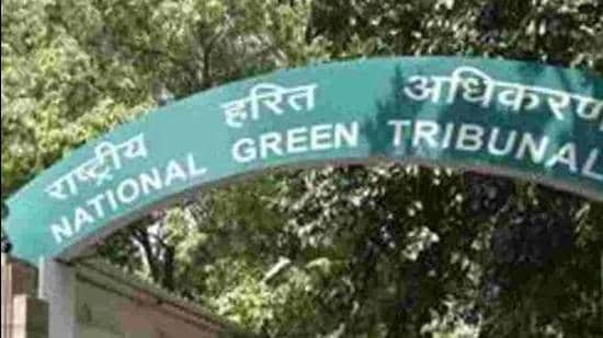According to the petitioner, the building plans violate an NGT judgment restricting the number of buildings and height on account of environmental considerations, particularly the carrying capacity of the ecosystem and seismicity. (HT file photo)