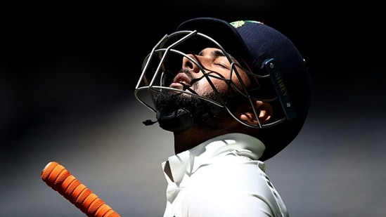 Rishabh Pant was the first member from the Indian contingent to contract Covid. (Getty Images)