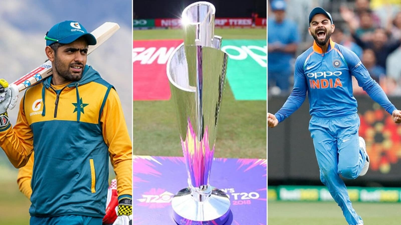 T20 World Cup 2021: India and Pakistan to clash in Super 12 stage, grouped  with New Zealand and Afghanistan   Cricket - Hindustan Times