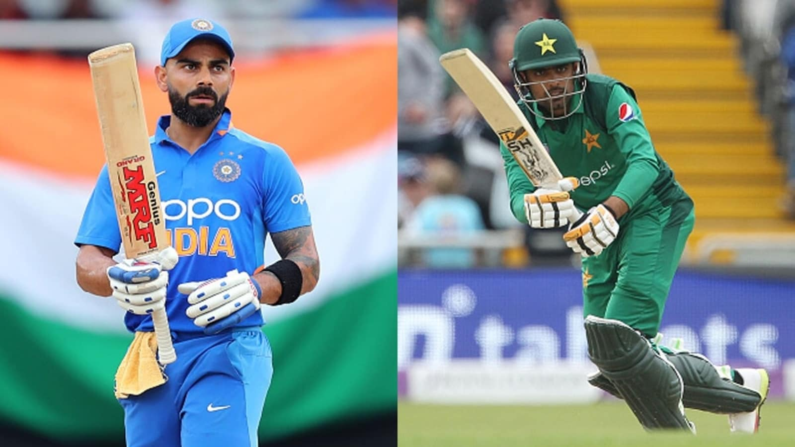 It's Kohli vs Babar, bring it on': Twitter erupts as India vs Pakistan is  set to take place at T20 World Cup 2021 | Cricket - Hindustan Times