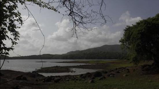 Tulsi lake in Sanjay Gandhi National Park, Borivali, Mumbai. (HT Archive)