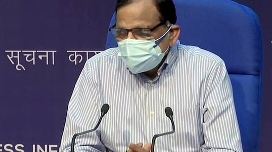 India is far from herd immunity, Dr VK Paul said on Covid-19 third wave.