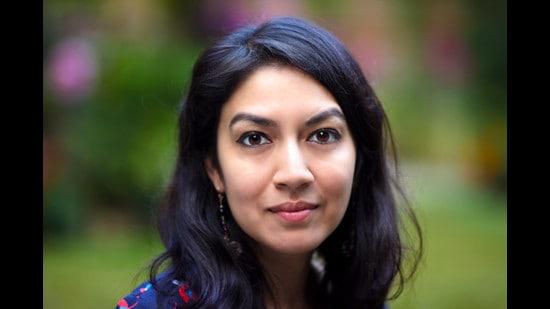 Author Tahmima Anam (Abeer Y Hoque)