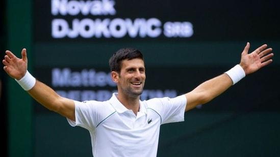 Novak Djokovic: The historic Golden Slam In Tokyo Olympics