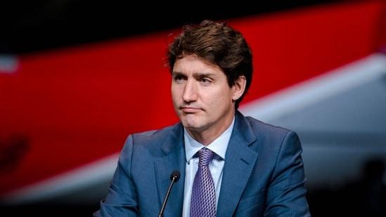 Canadian prime minister Justin Trudeau (File Photo / AFP)