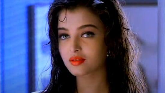 Aishwarya Rai in the popular Pepsi ad.