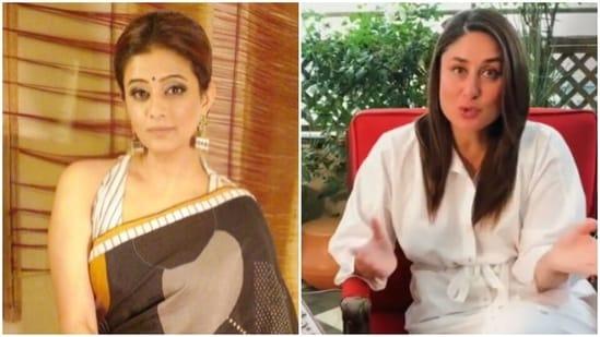 Priyamani has supported Kareena Kapoor.