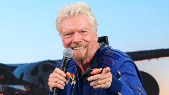 Neil deGrasse Tyson said that neither Richard Branson nor Jeff Bezos has actually been put into orbit. (AP Photo)