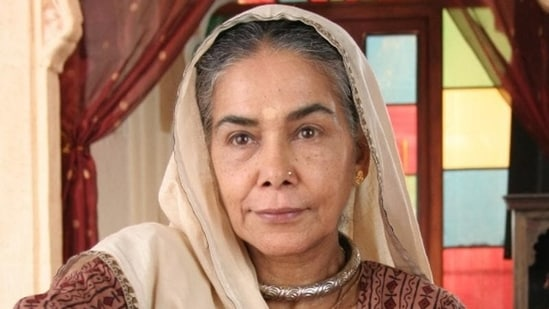 Surekha Sikri dies at 75: From winning National Awards to becoming  household name with Balika Vadhu; her journey | Bollywood - Hindustan Times