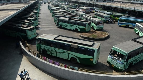 Tamil Nadu transport minister RS Rajakannappan said that 7.8 million women availed themselves of this free travel in three days. (File Photo)