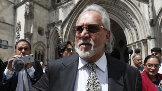 Mallya's Kingfisher Airlines, which was launched in 2005, could not survive the competition in the aviation industry, leading to its collapse in 2012.(AP Photo)