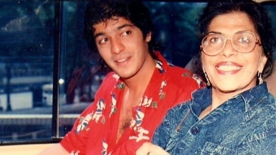 Chunky Panday's mother Snehalata Panday died last week.